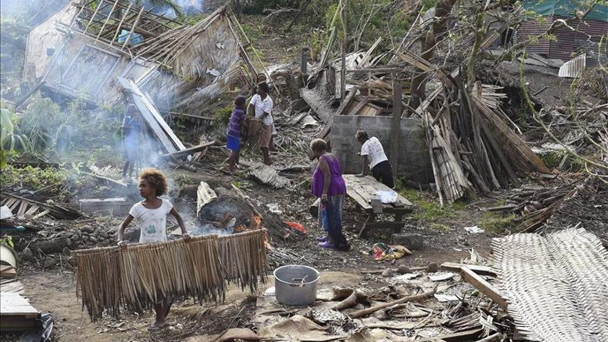 Un terremoto de 6,2 grados sacude Vanuatu, en el Pacífico Sur
