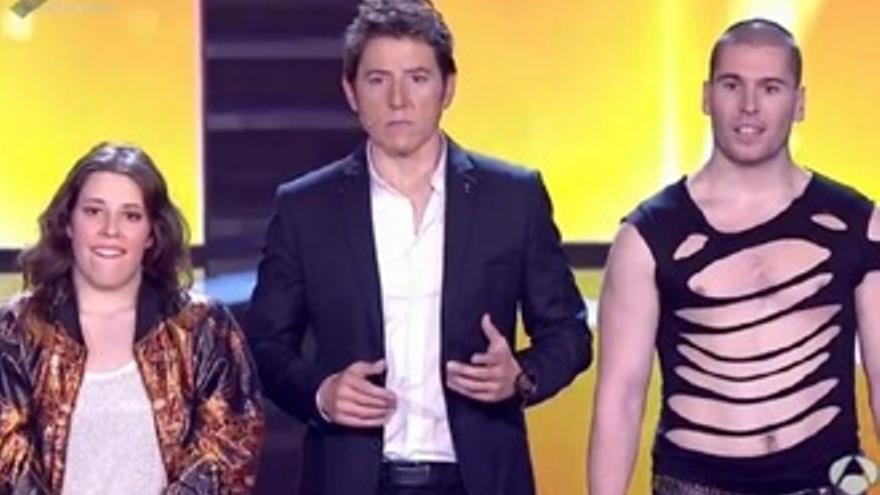El primer directo juega dos malas pasadas a 'Top Dance' en Antena 3