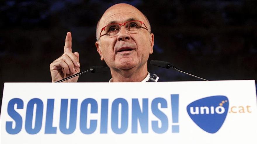 Duran, dispuesto a implicarse en el Gobierno de España si apoya el concierto