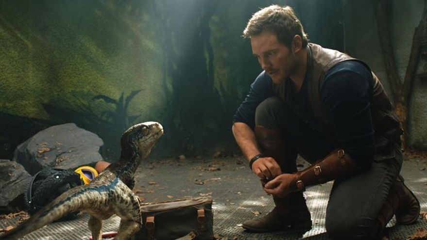 """""""Jurassic World: Fallen Kingdom"""" devora la taquilla en su estreno en EE.UU."""