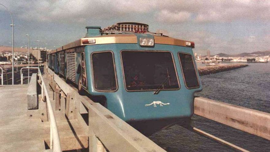 Fotogaler a tren vertebrado de las palmas de gran canaria - Gran canaria tv com ...