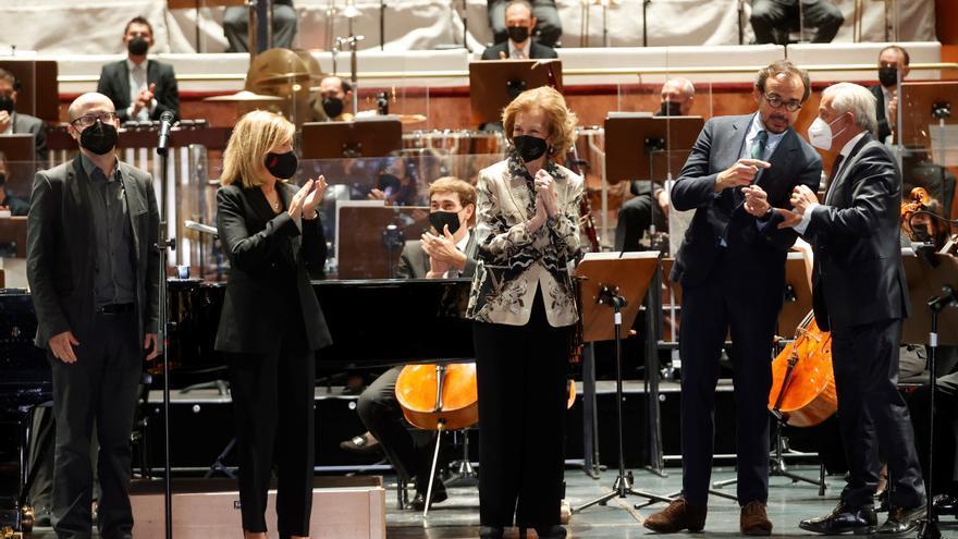 Rumbau estrena la obra ganadora del Premio Reina Sofía de Composición Musical