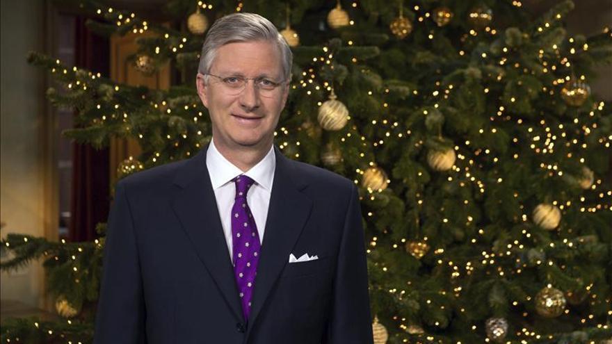El rey Felipe de Bélgica ayudo con 129.000 euros a 650 belgas en dificultades