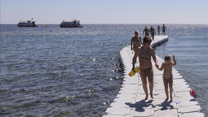 Jordania abre concurso para la construcción del canal entre el mar Rojo y el mar Muerto