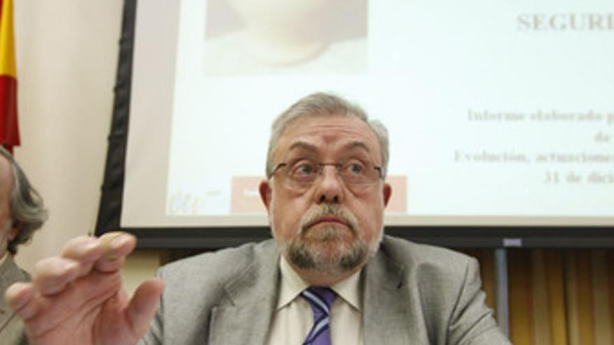 Secretario de la Seguridad Social, Octavio Granado