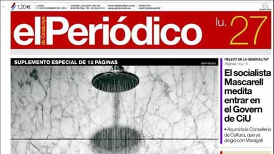 De las portadas del día (27/12/2010) #6