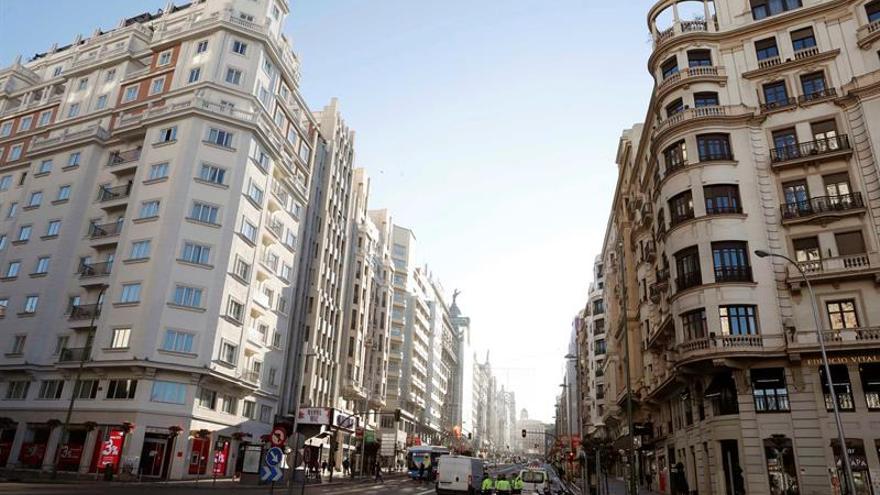 El Ayuntamiento de Madrid asegura que iniciará las obras en la Gran Vía en el último trimestre de 2017