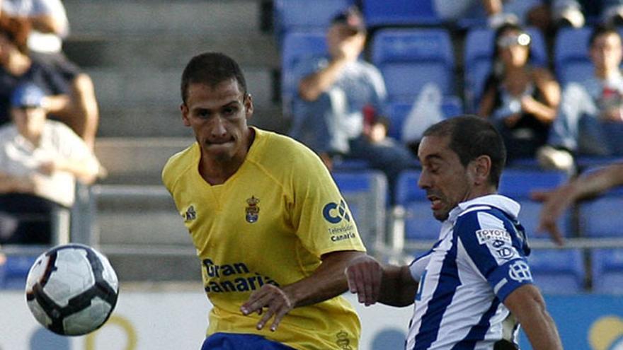 Del partido entre la UD Las Palmas y el Recreativo de Huelva #3