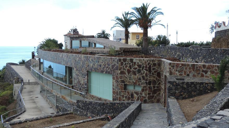 Instalaciones del Centro de Visitantes El Tendal.