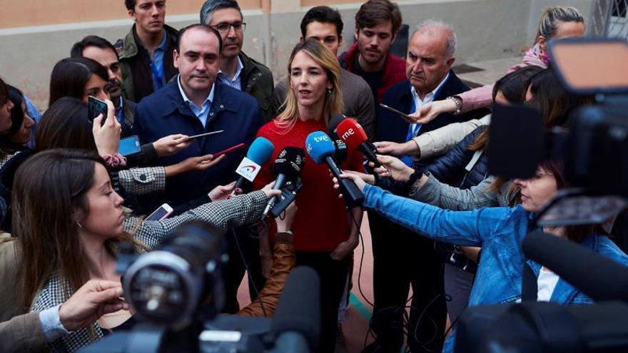 Álvarez de Toledo denuncia que le han intentado impedir entrar en un colegio