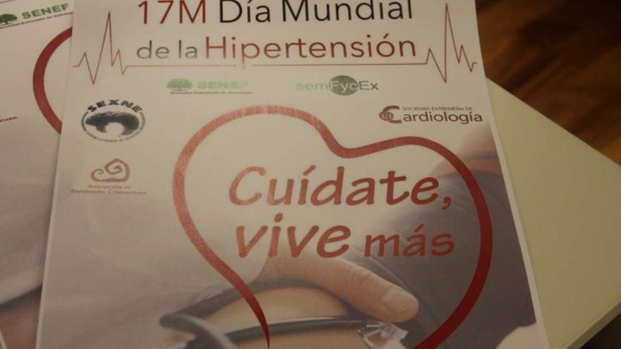 Este miércoles se celebra el Día Mundial de la Hipertensión Arterial