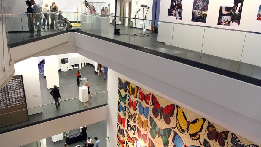 Panorámica del Centro de Arte 2 de Mayo / Jaime Villanueva.