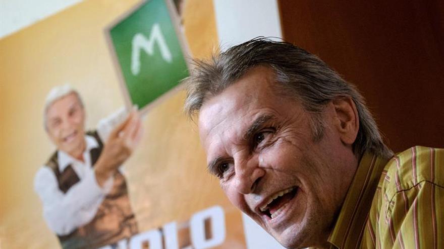 El humorista Manolo Vieira.