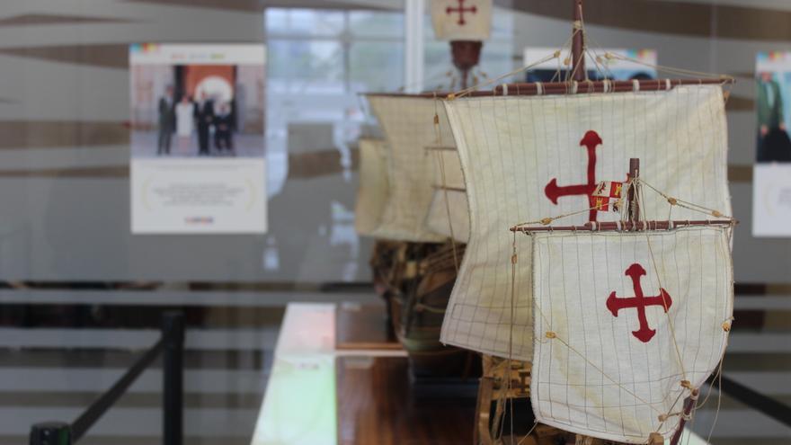 Fundación ONCE conmemora los 25 años de EXPO´92 con una exposición en su pabellón (3)