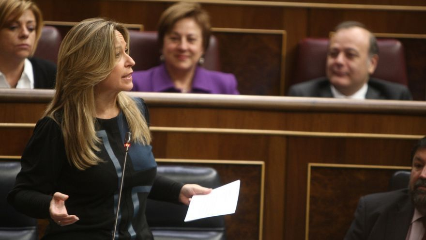 El PSOE forzará el martes una votación en el Pleno del Congreso sobre el reconocimiento del Estado palestino