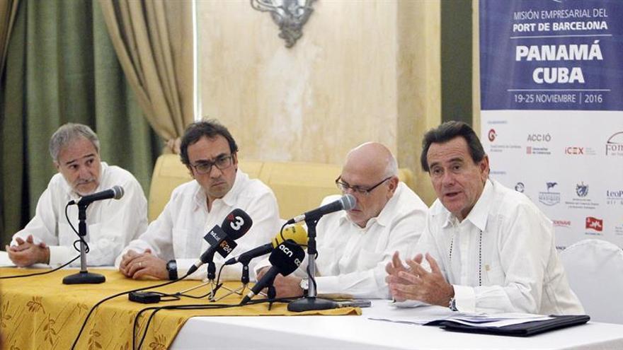 Cataluña busca en Cuba nuevas vías para afianzar su histórica relación comercial