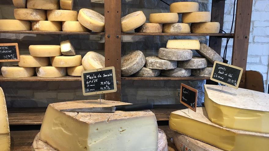 queso francés