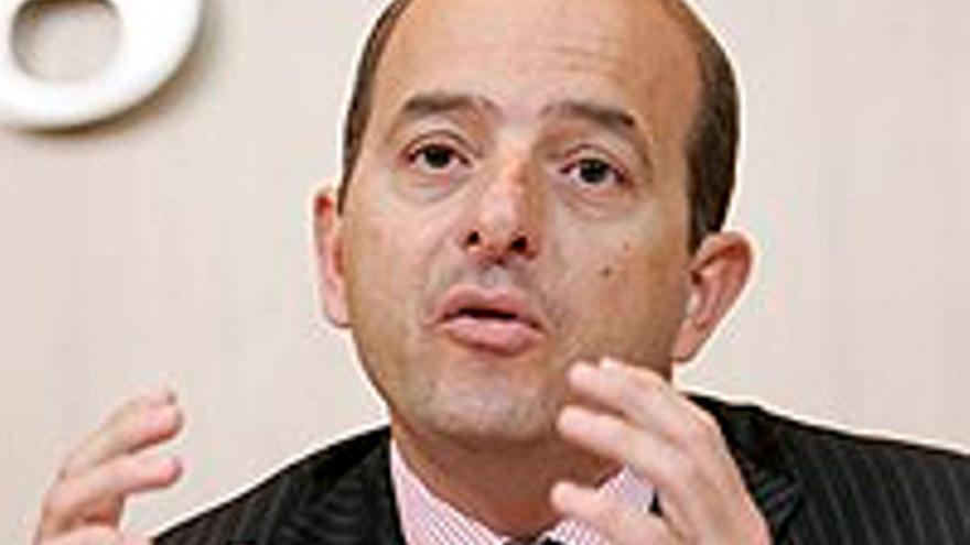 El alcalde de Las Palmas de Gran Canaria, Juan José Cardona.