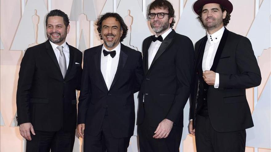 """Birdman"" y ""The Grand Budapest Hotel"" firman un empate a cuatro Óscar"