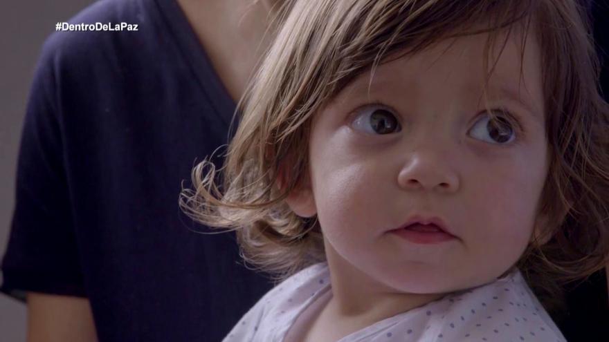El caso de la pequeña Valeria marcó el emotivo estreno de 'Dentro de'