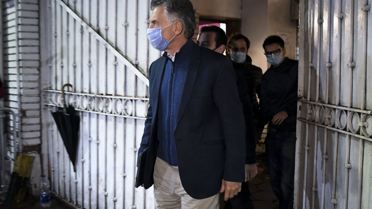 El expresidente Mauricio Macri es el principal denunciado en la causa que reimpulsa el Gobierno por el acuerdo con el Fondo.