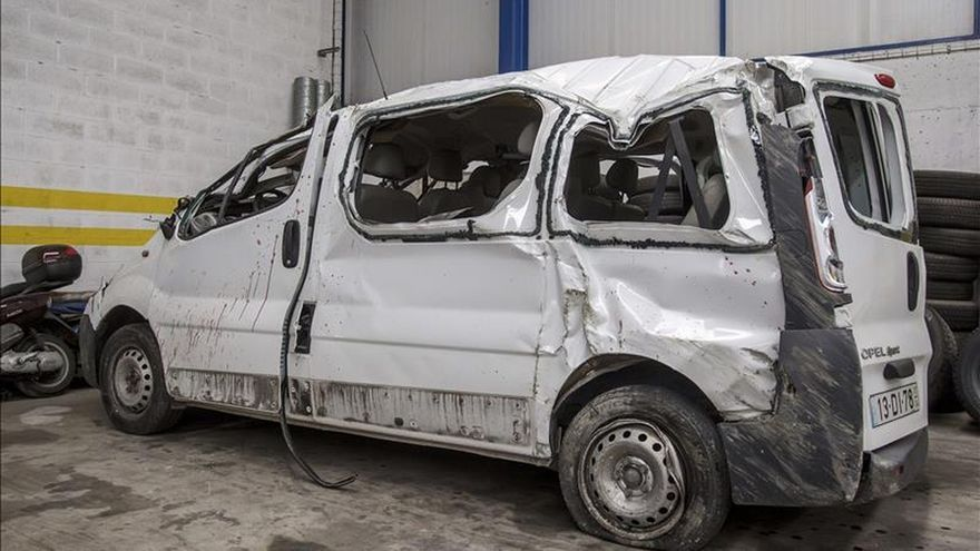 Mueren cerca de Burgos tres trabajadores portugueses que viajaban de Francia a su país