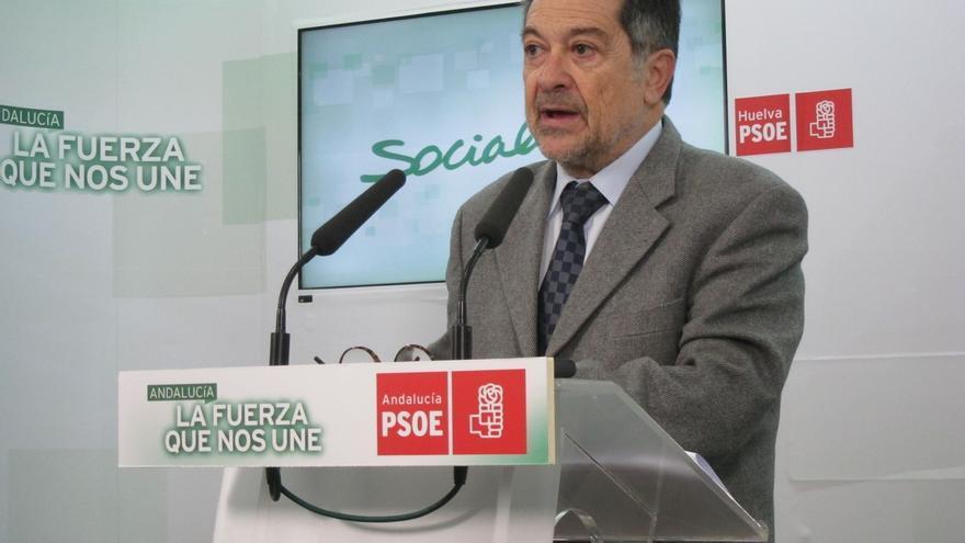 La Junta nombra a Javier Barrero como nuevo presidente del Puerto de Huelva