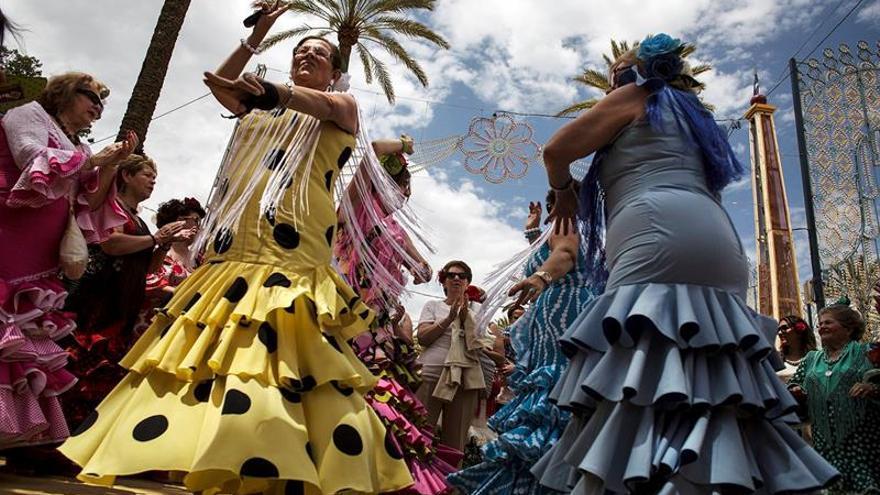 La Feria de Jerez baila por la igualdad