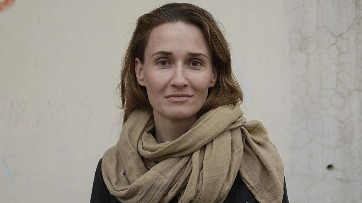 Jenny Nordberg, periodista sueca y autora de 'Las niñas clandestinas de Kabul'.