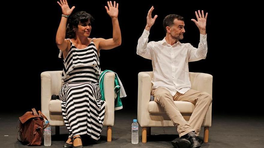 """Unidos Podemos se reivindica como """"otra especie"""" frente al bipartidismo"""