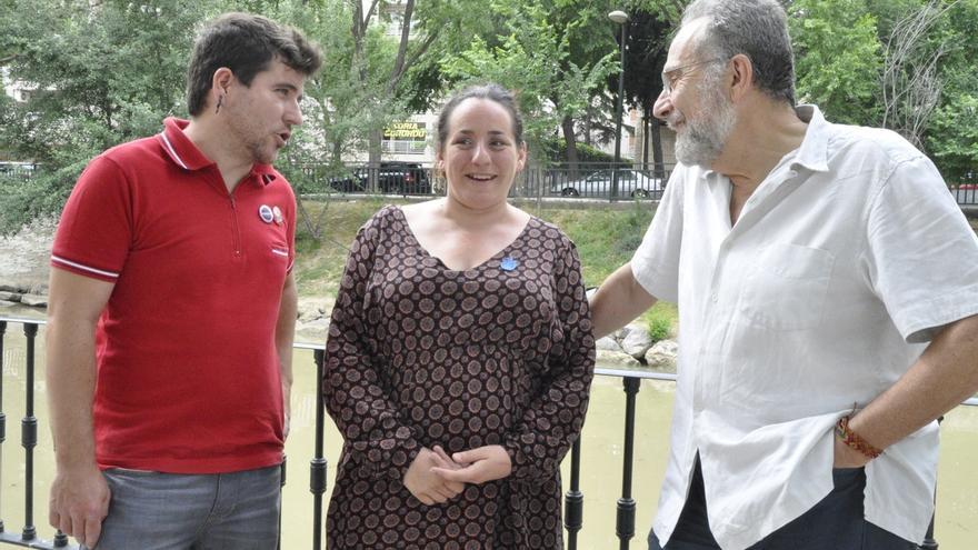 """Podemos rechaza el trasvase del Ebro y defiende el """"uso eficaz del agua"""""""