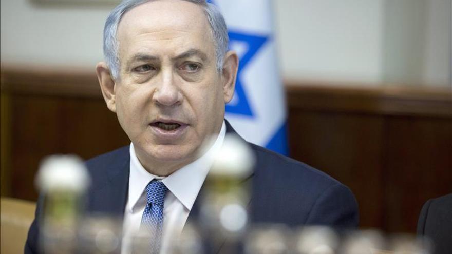 Netanyahu se compromete a reducir los gases de efecto invernadero
