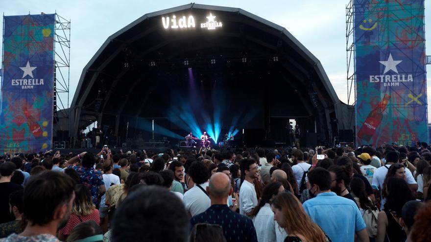 Festival Vida, el primero sin distancias, cierra con 27.000 espectadores