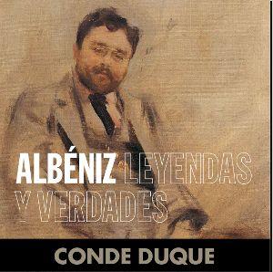 Albeniz en el Conde  Duque