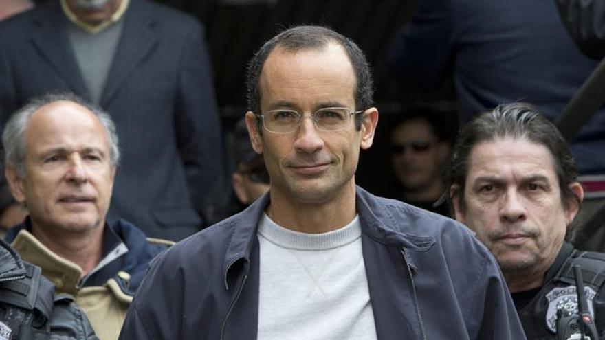 Magistrado del Supremo brasileño desbloquea cuentas de Marcelo Odebrecht