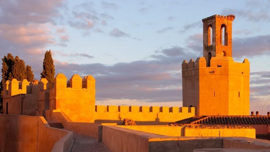 Alcazaba de Badajoz / http://turismoextremadura.com/