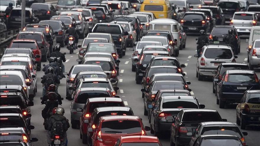 Cerca de un millón de muertos en accidentes de tránsito en Brasil desde 1980