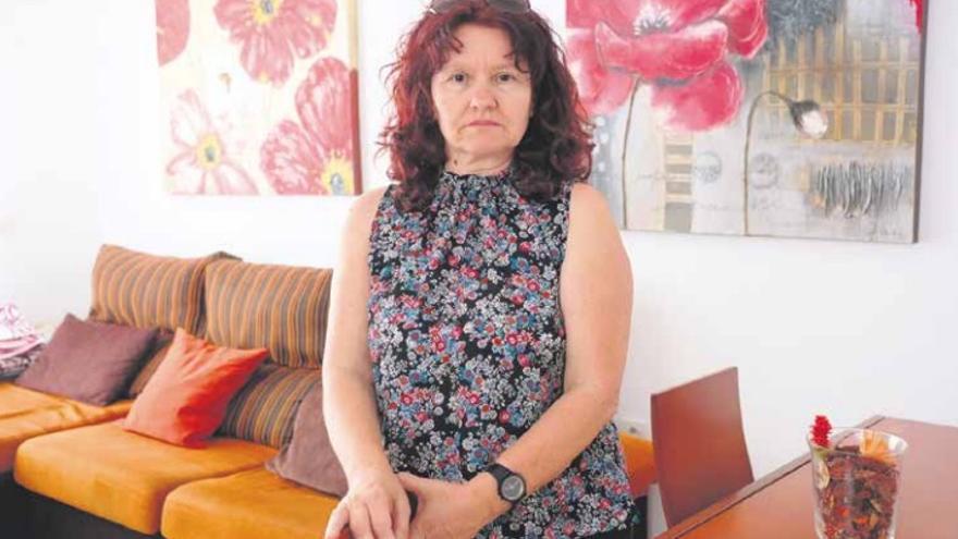Lydia Pérez y su marido han iniciado una lucha para intentar que su hijo tenga accesibilidad dentro del centro penitenciario.