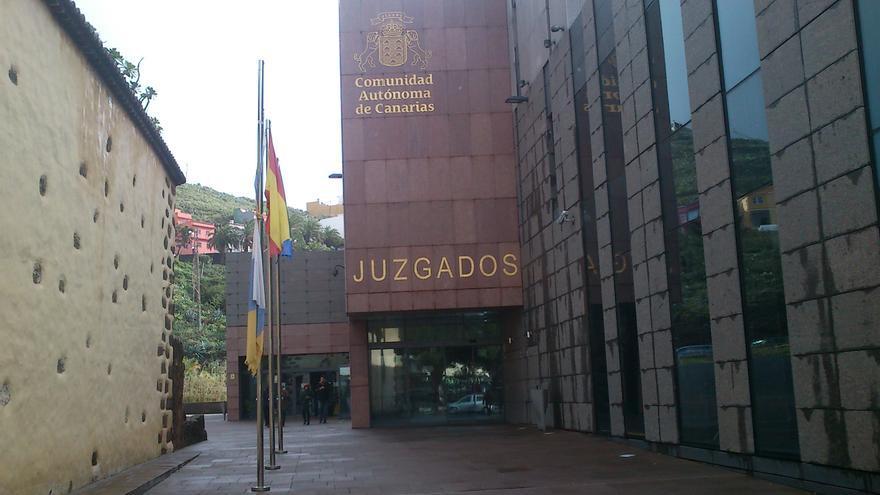 Juzgados de La Laguna.