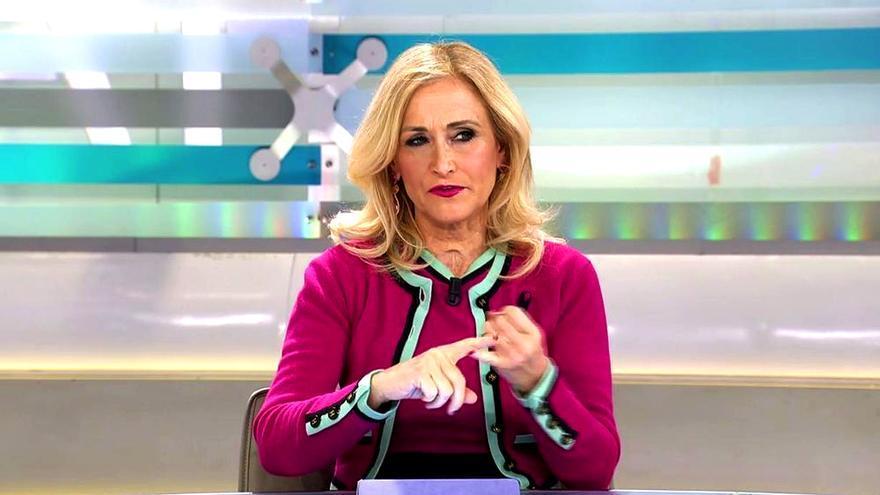 Cristina Cifuentes opina en 'Ya es mediodía'