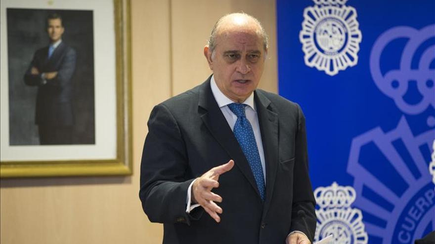 Fernández Díaz alerta que Resistencia Galega quiere instalarse en Portugal