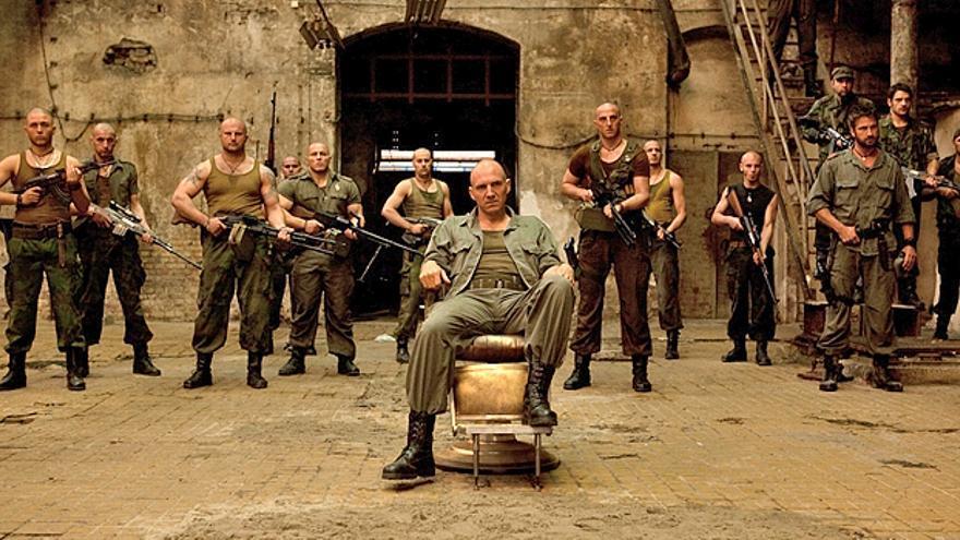 'Coriolanus', ópera prima, como director, de Ralph Fiennes (2011).