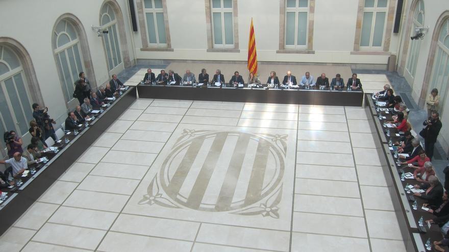 El Pacto por el Derecho a Decidir se reúne este viernes para buscar cómo afianzar el 9N