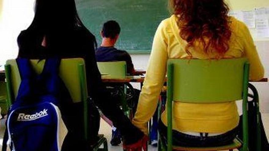 El 76% de los LGTB reconocen haberse sentido discriminadas en la escuela. COGAM