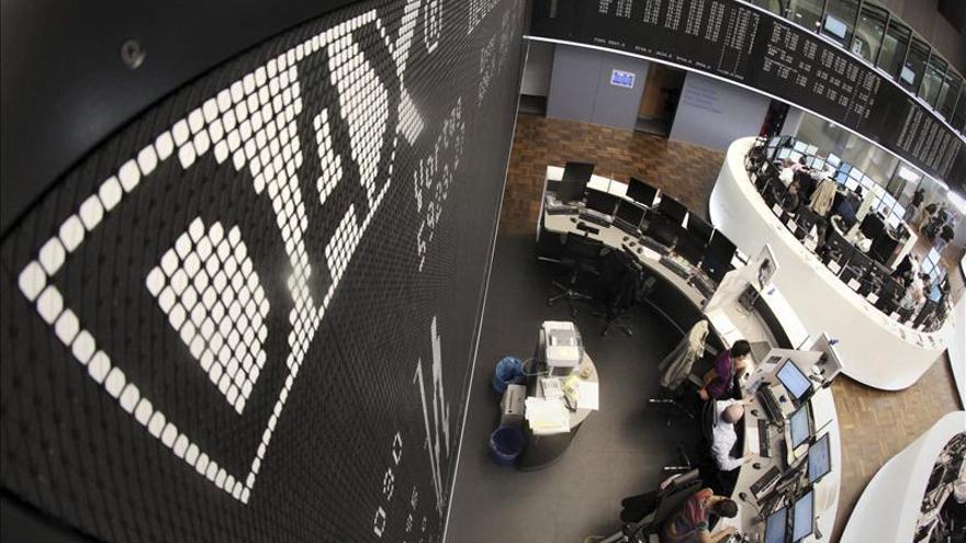 El Dax 30 de Fráncfort sube 0,2 por ciento en la apertura