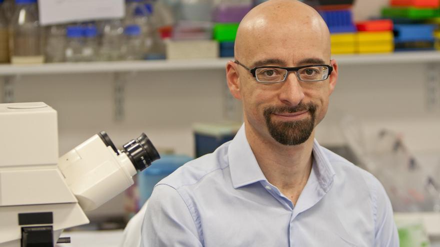 El genetista, médico investigador de la Universidad de Leicester y de la UOC, Salvador Macip.