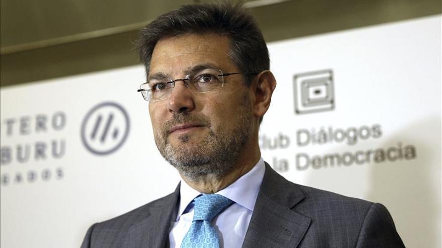 Catalá pide a los TSJ su colaboración para implantar la Justicia Digital