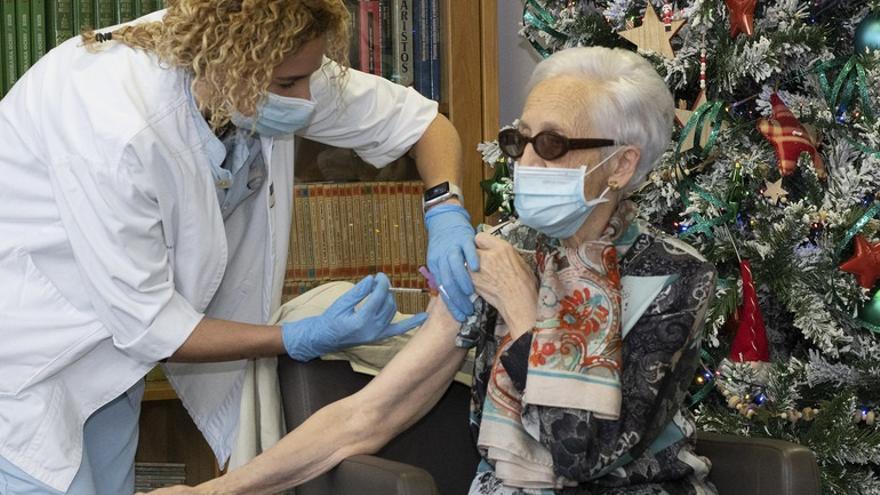 Te vacuna el perro del hortelano