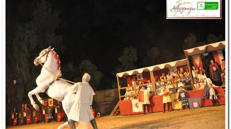 Festival  Medieval de Alburquerque (Badajoz)