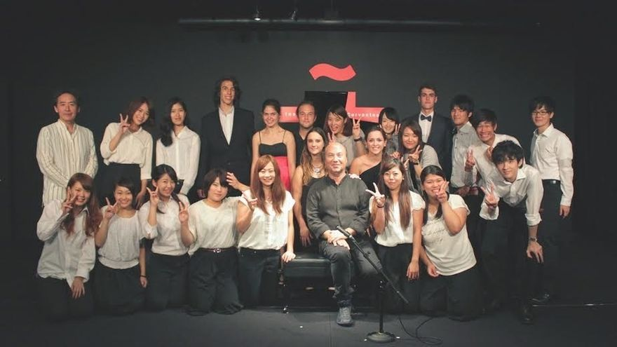 El Ataúlfo Argenta prepara nuevo intercambio musical con la universidad japonesa de Meitoku